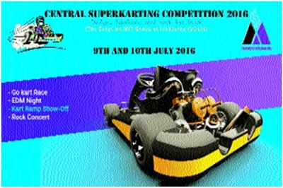 MIT Group super-karting competition to scorch track on July 9, 10