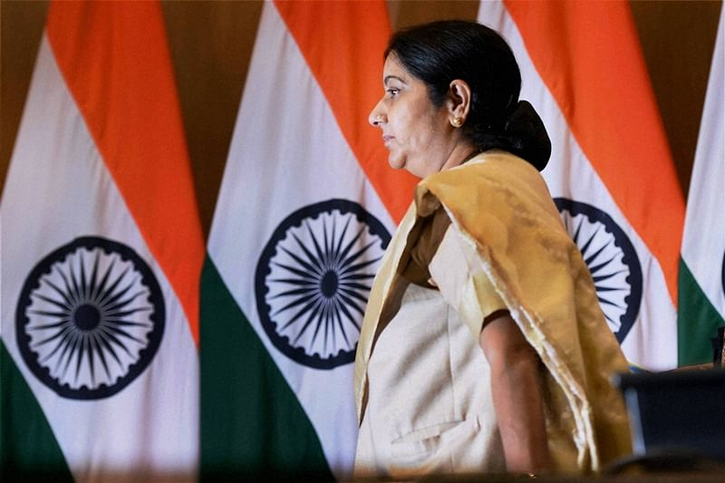 Sushma Swaraj's tweets built bridges, won hearts