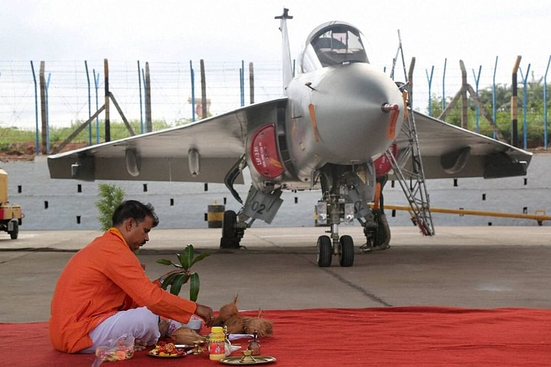 Tejas Aircraft: Pride of India takes wings