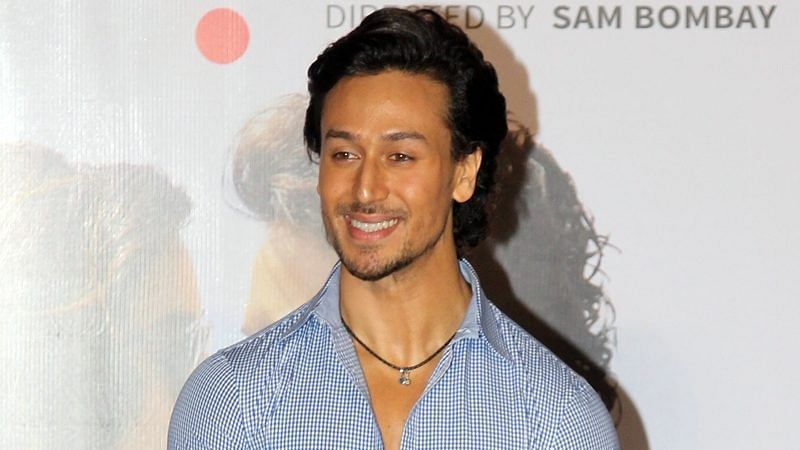 Tiger Shroff turns choreographer for 'A Flying Jatt'