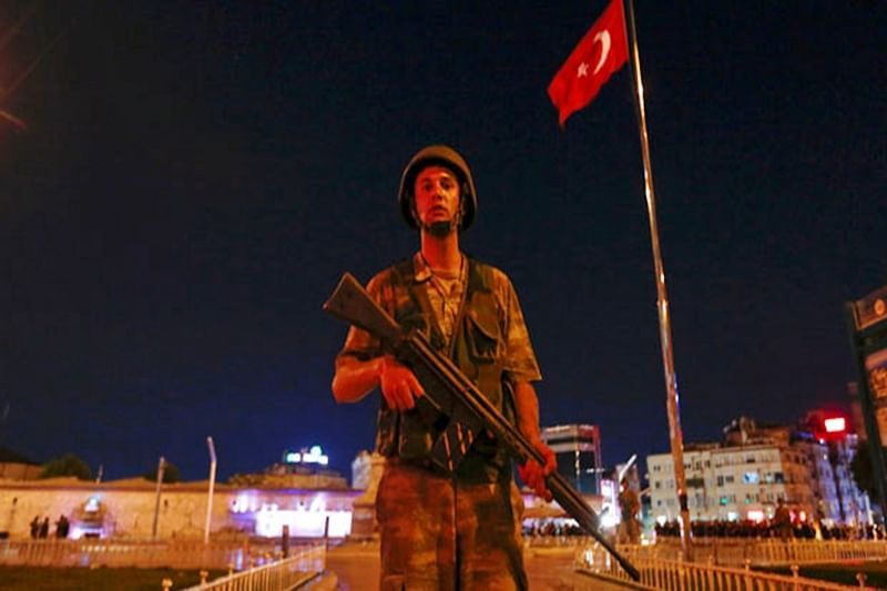 Turkey fires over 1,700 military officers, shuts media groups