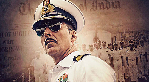 'Rustom': Intriguing but not engaging