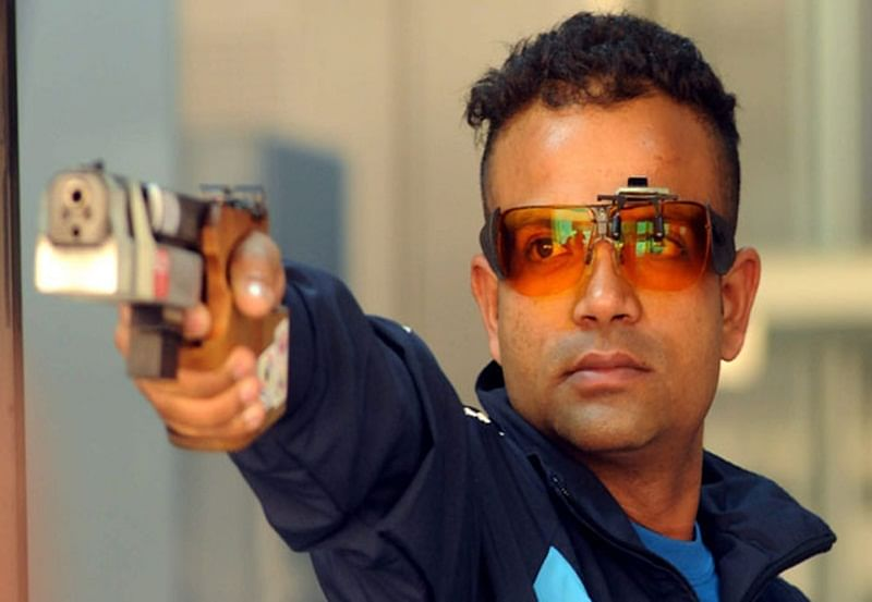 Shooter Vijay Kumar expects four medals from Rio squad