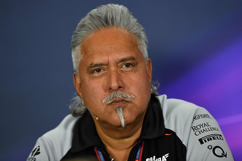 Sighted Again: Life goes on, says Mallya at F1 event