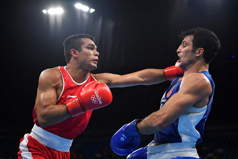 Men's Boxing Trials: Vikas Krishan makes Indian squad for Olympic Qualifiers