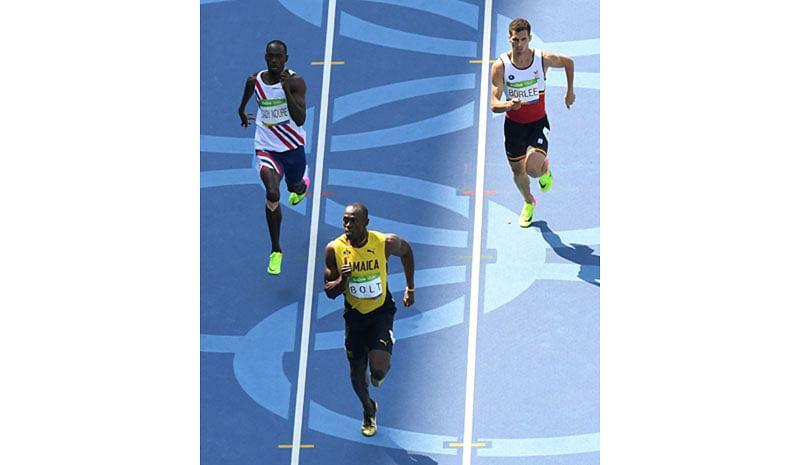 Usain Bolt Jolt