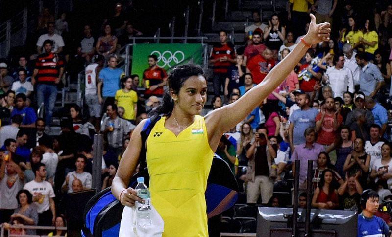 Rio: P V Sindhu sets up summit showdown against World No.1 Marin