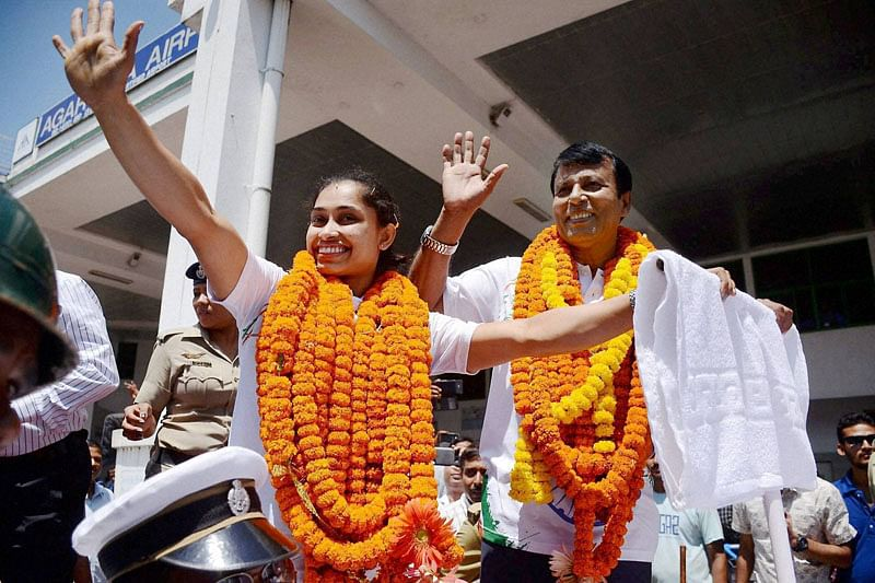 Dipa Karmakar welcomes PM Modi's Olympics task force