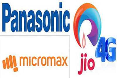 Micromax,Panasonic partner RJio for free voice, data service