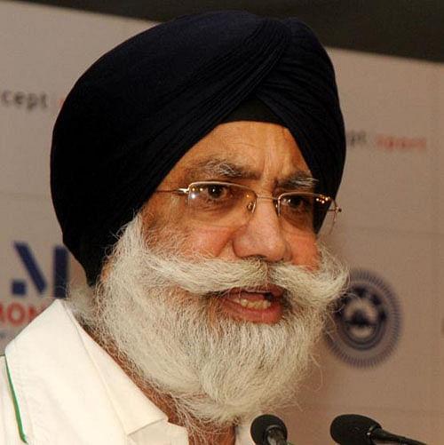 I take responsibility National coach Gurbax Singh