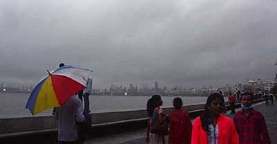 IMD predicts rainy Diwali in Maharashtra and Goa