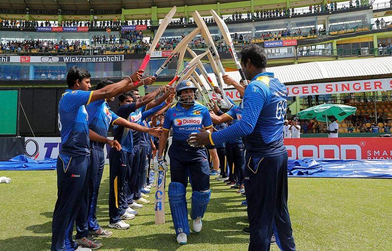 ThankYou, Sri Lankan batsman Tillakaratne Dilshan