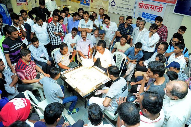 YMCA Mumbai District carrom tournament: Salman Khan scores upset win