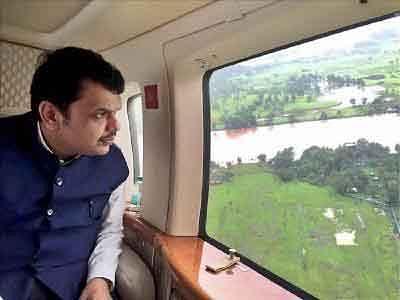 Mahad tragedy: Shiv Sena takes a dig at CM Devendra Fadnavis