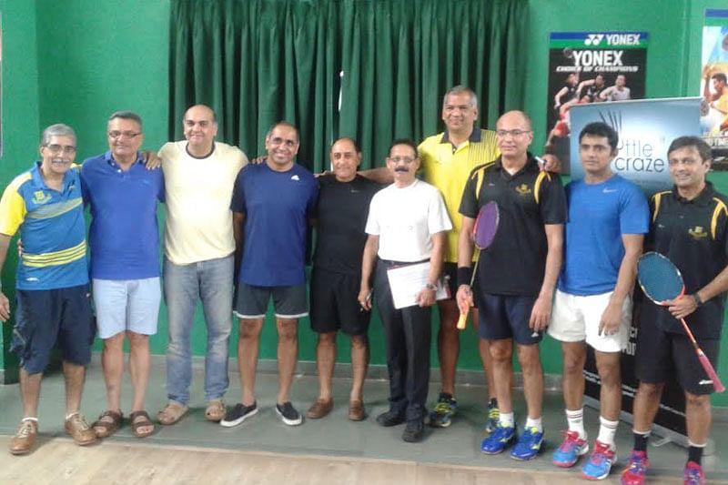 Bombay Gymkhana win team event crown