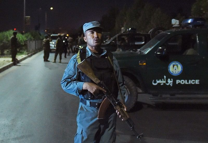 Afghan attack: Militants attack American University of Afghanistan in Kabul