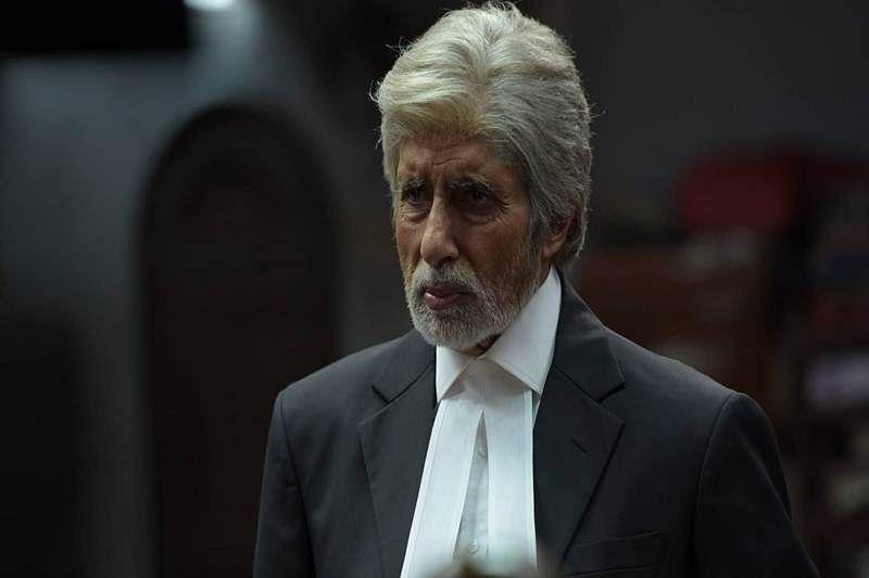 Amitabh Bachchan leads the Pink brigade