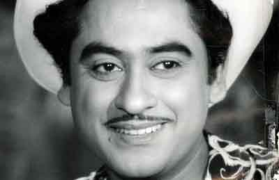 Kishore kumar - Indian singer, Actor, Director, Musician.