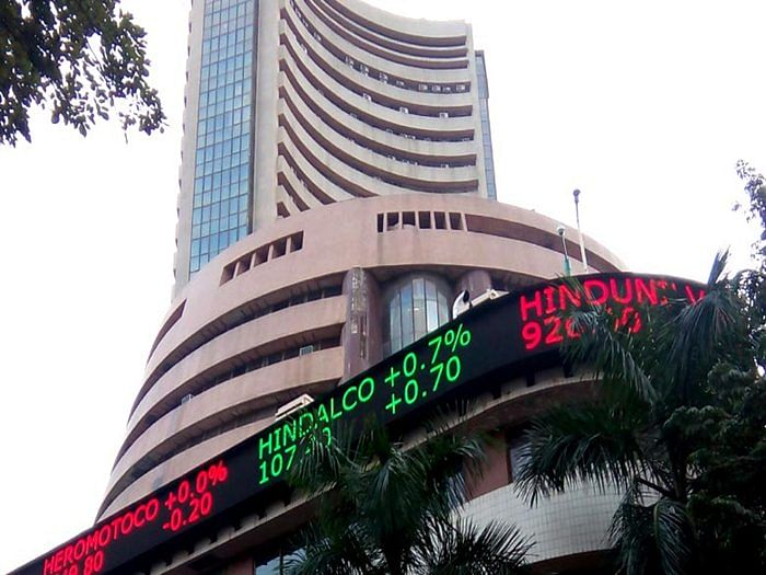 Equity markets trade lower on profit booking