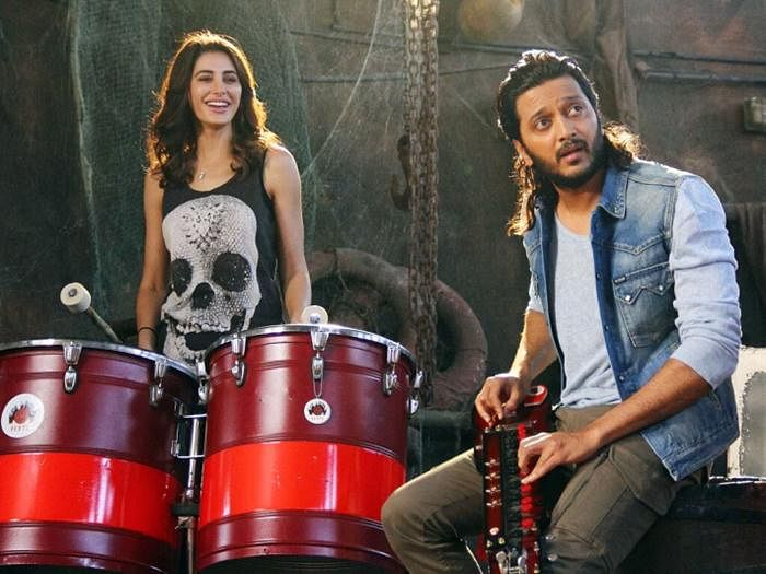 Bollywood town gives thumbs up to 'Banjo' trailer