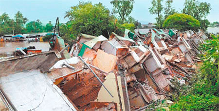 Rain fury claims 21 lives in state