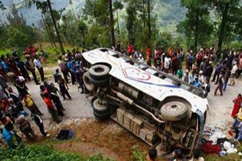 73 injured in Himachal bus accident