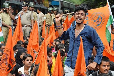 Ujjain: Akhil Bharatiya Vidyarthi Parishad raises students' issues