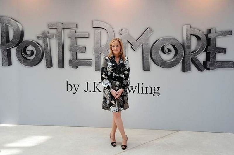 J K Rowling to treat fans with Harry Potter short story ebooks