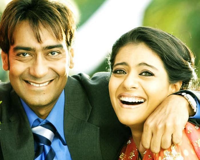Kajol praises Ajay Devgn's co-production 'Parched'