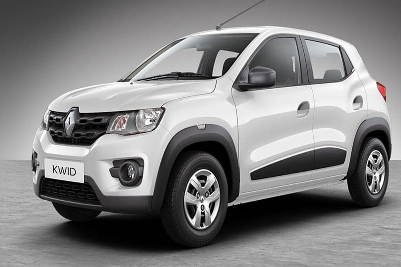 Renault launches Kwid 1.0 litre priced up to Rs 3.95 lakh