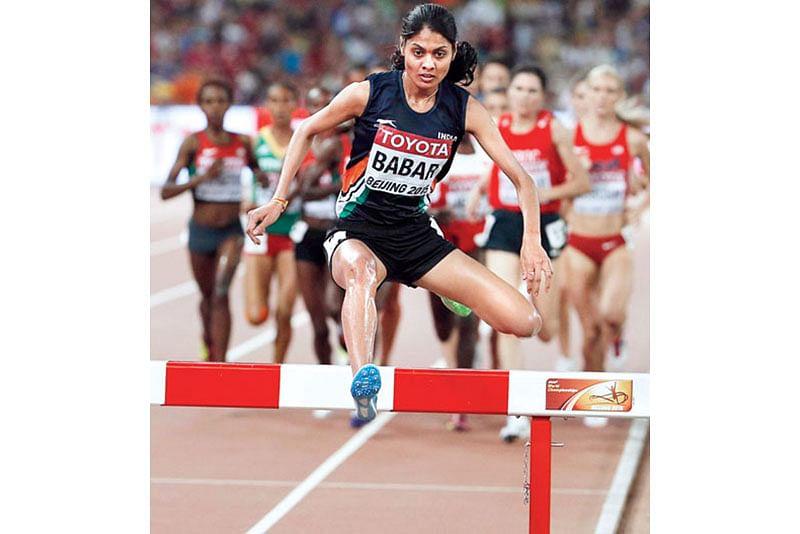 Lalita Babar Raises Hopes On Dismal Saturday