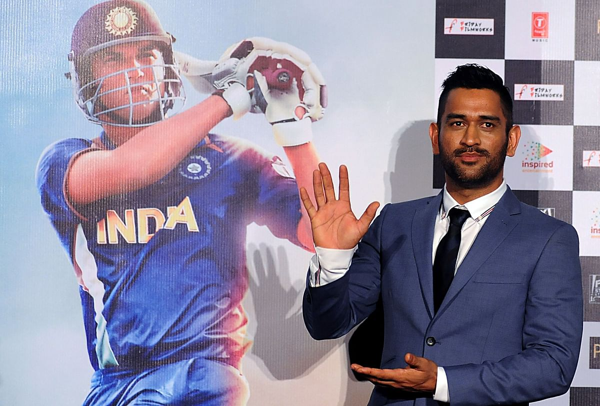 Shocking: Why Dhoni's brother is never mentioned in the biopic