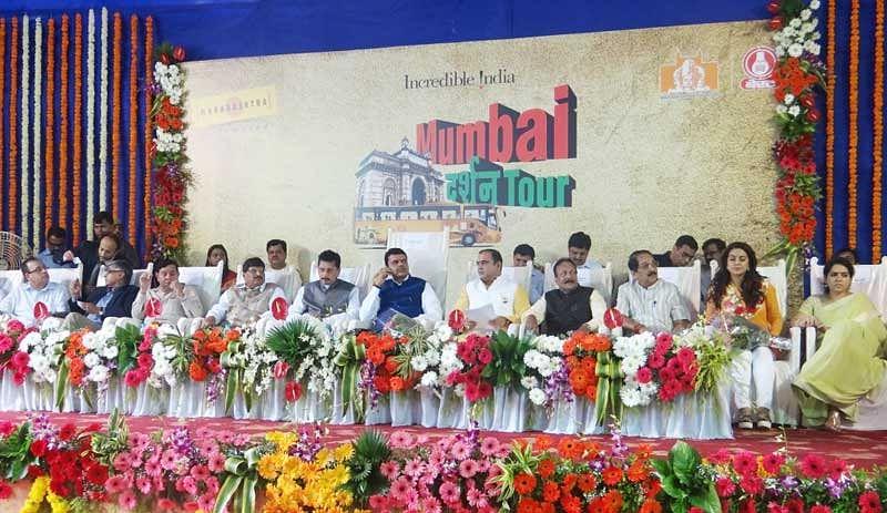 Mumbai Darshan Tour by MTDC