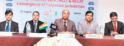 Indore most deserving place for NCLT Bench