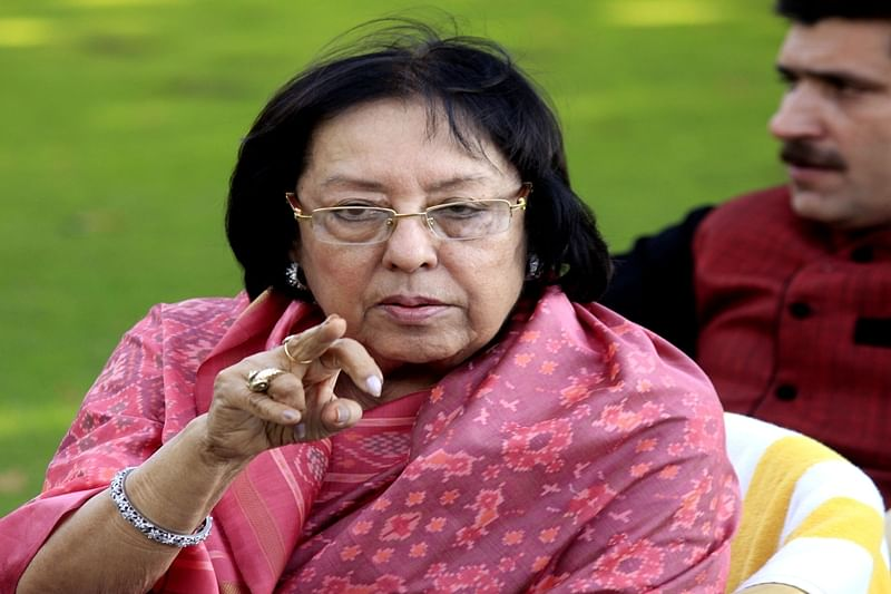 Najma Heptulla appointed Manipur Governor