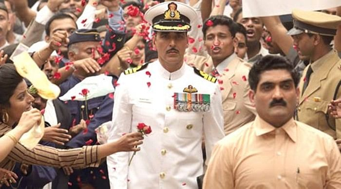 'Rustom' makers very happy with its overseas success