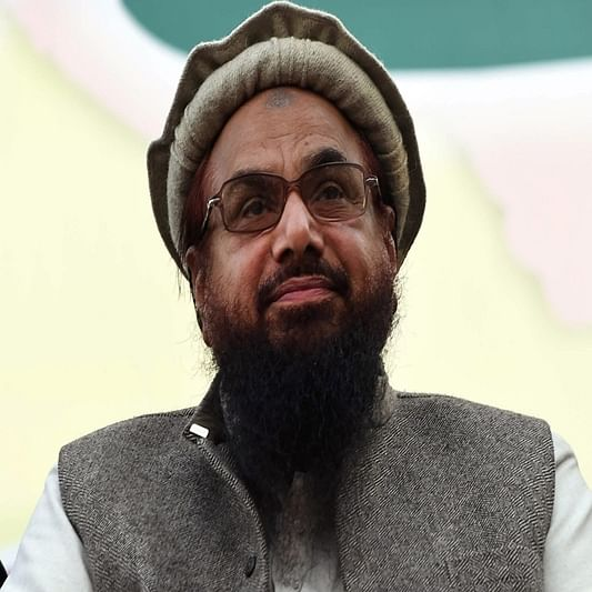 Hearing of terror financing case against Hafiz Saeed adjourned