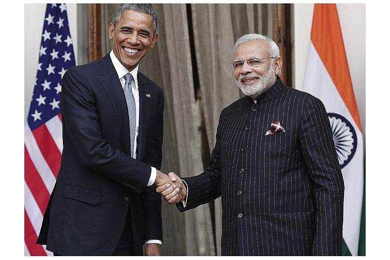 Prime Minister Narendra Modi's Monogrammed Suit In Record Book!
