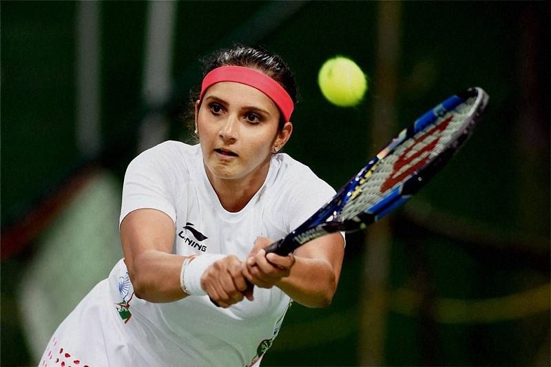 Will put our best foot forward at Rio: Sania
