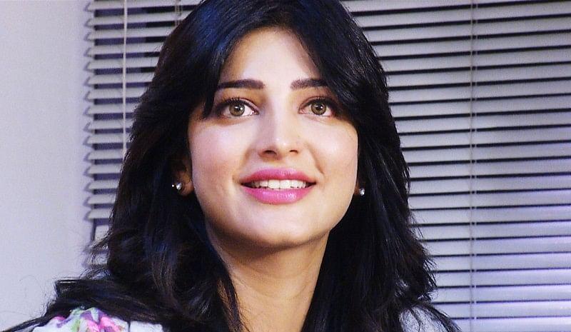 No plans of doing Kannada film soon, says Shruti Haasan