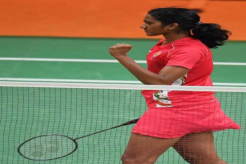 Shuttler Sindhu joins Srikanth in Rio Olympics quarters