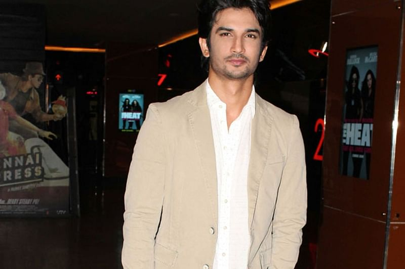 Sushant's act as Dhoni leaves everyone spellbound
