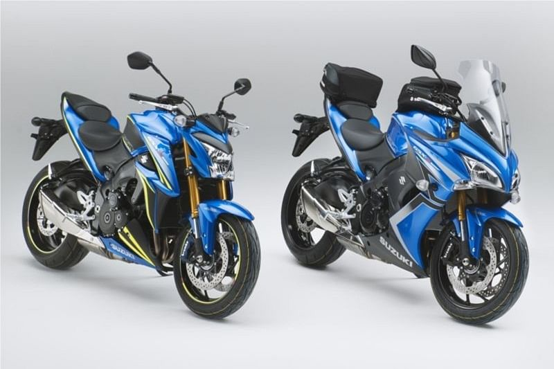 Suzuki GSX-S1000 and GSX-S1000F Special Edition Introduced