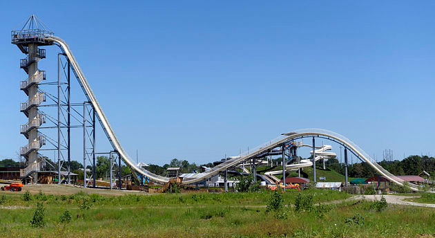 US boy killed in world's tallest water slide accident