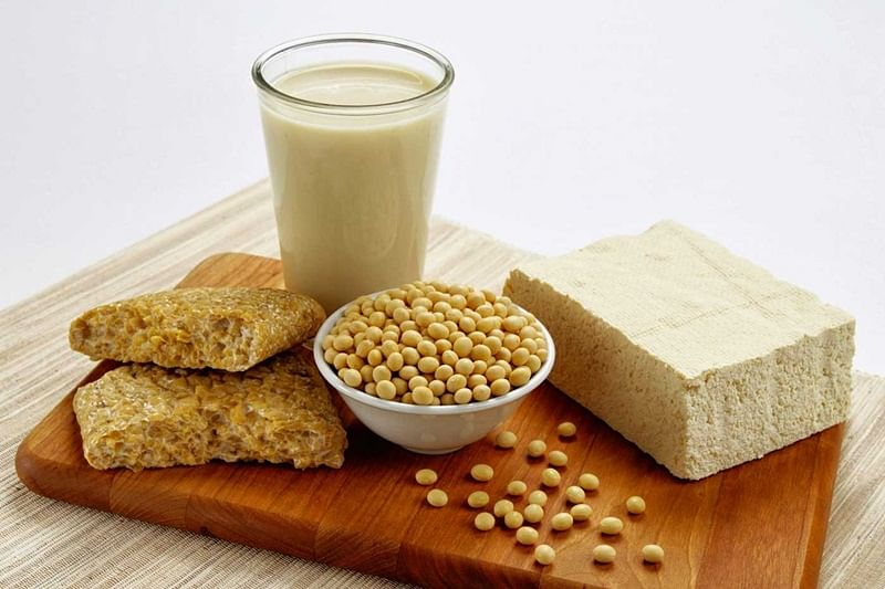 Soy may cut health risks in women with hormonal disorder