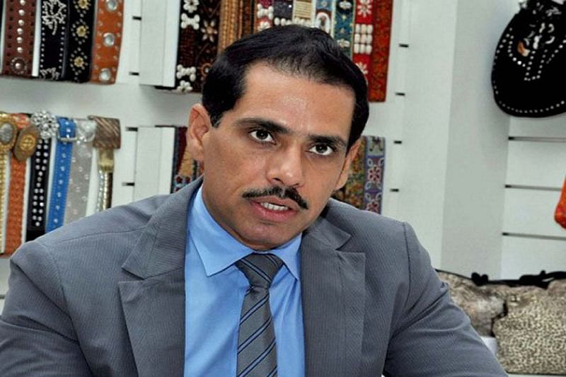 Robert Vadra on Rafale deal: BJP indulged in baseless 'political witch-hunt' against me for last 4 years