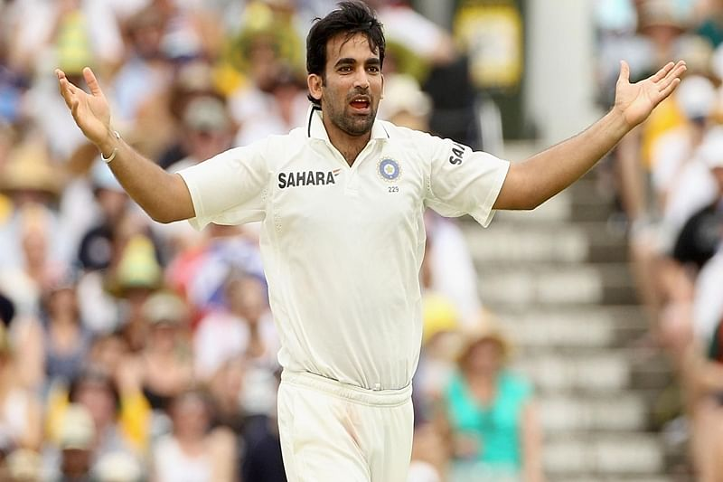 Anderson can't hide his debt to India's Zaheer