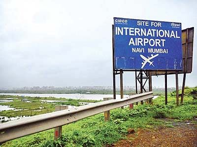 'Navi Mumbai airport is an environmental disaster'