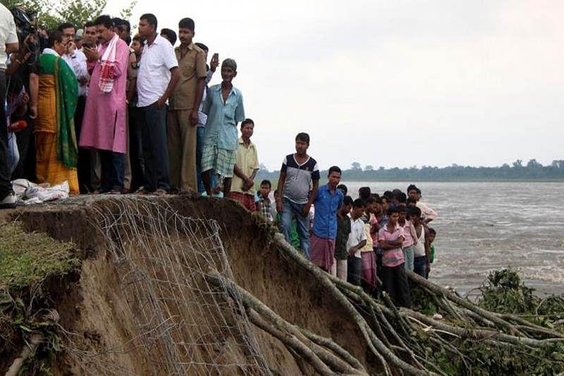 Flood situation in Assam terrible, says minister Promila Rani Brahma