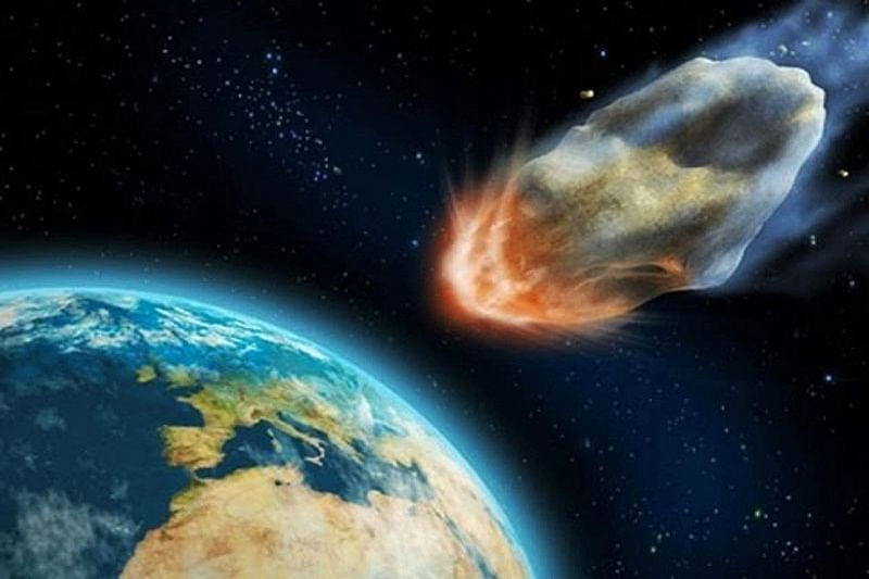 Asteroid impacts helped create Earth's continents: Study